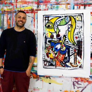 alessandro siviglia-contemporary artist-modern paintings-sivigliart