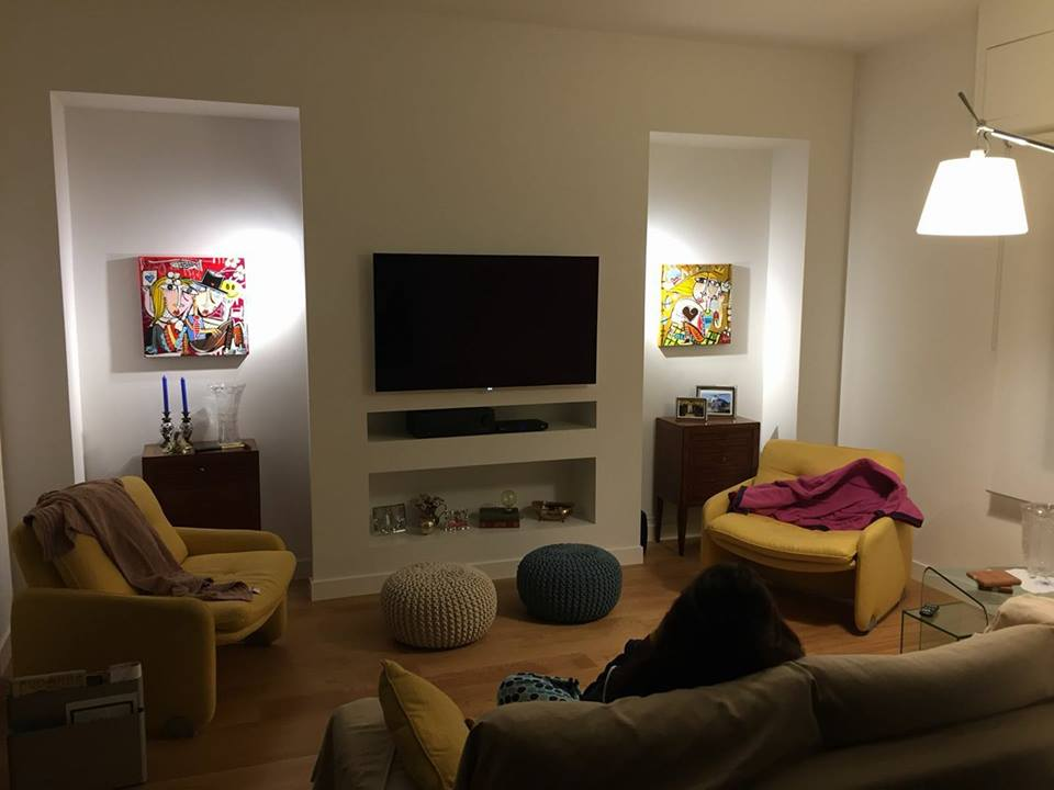 furnishing paintings-originals canvas-sivigliart