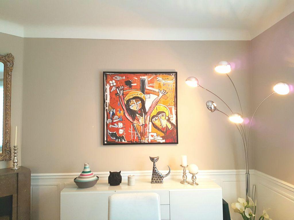 religious painting-home decor-siviglia alessandro