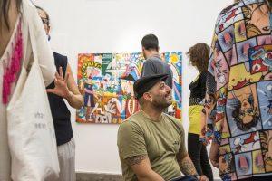 alessandro siviglia-art exhibition-italy