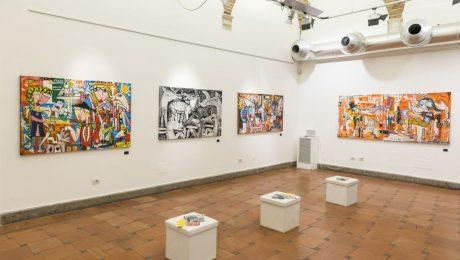 art exhibition-alessandro siviglia-palazzo velli-rome
