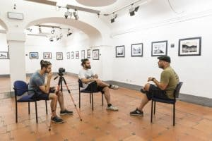 interview with painter artist alessandro siviglia