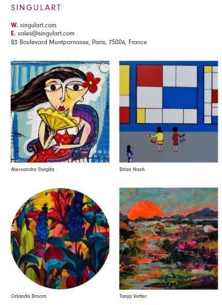 Affordable-Art-Fair-Hong-Kong-2019-Singulart-Sivigliart