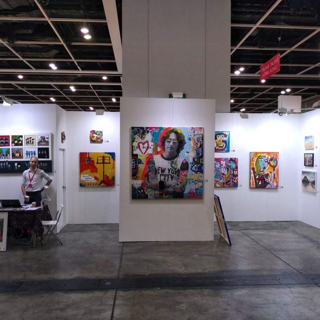 Affordable Art Fair Hong Kong 2019