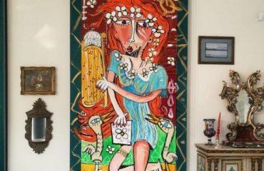 the four seasons by alessandro siviglia-original artwork